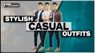 'Stylish Men\'s Casual Outfit Ideas for Indian Men - Men\'s Fashion and Style'