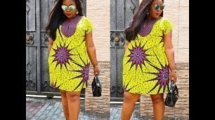 '2019 #AFRICAN SHORT DRESSES COLLECTIONS:100 BEST EXOTIC, BEAUTIFUL & FANCY AFRICAN DRESSES FOR DIVAS'