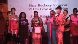 'Ebony Steele\'s 3rd Annual Bare Chest 4 Breast Cancer Runway Show'