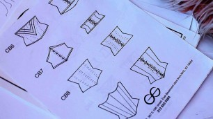 'What Are Spec & Line Sheets / Flats? | Fashion Sketching'